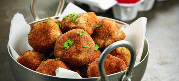 ελληνικη κουζινα μαγειρικη κροκετες με κοτοπουλο