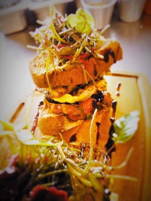 ελληνικη κουζινα μαγειρικη sandwich ξιφια